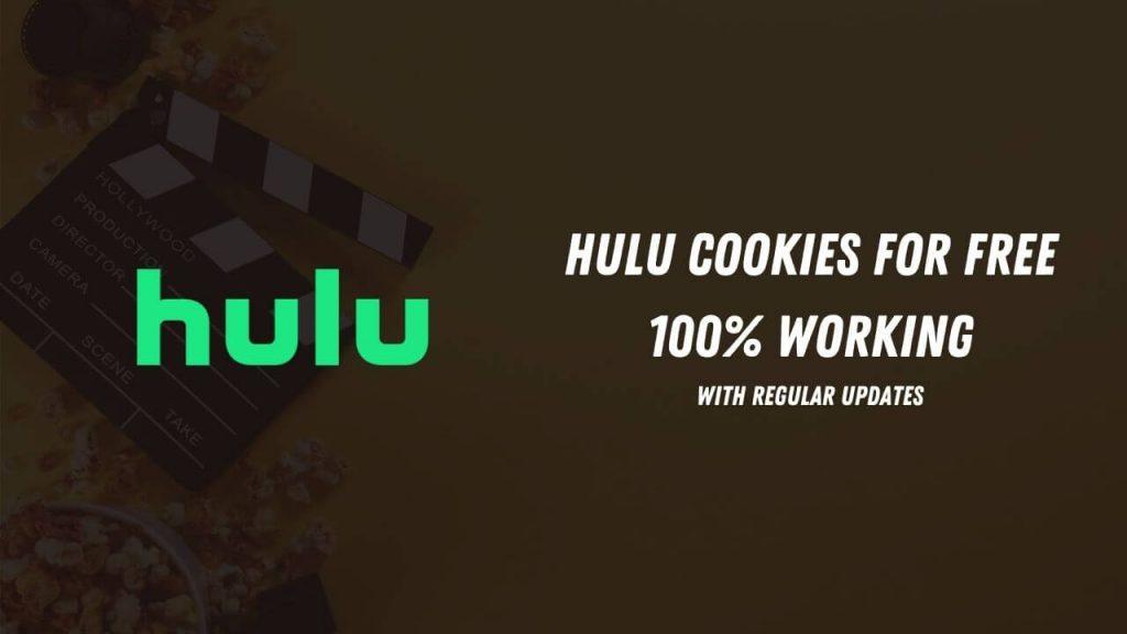 Hulu Account Cookies
