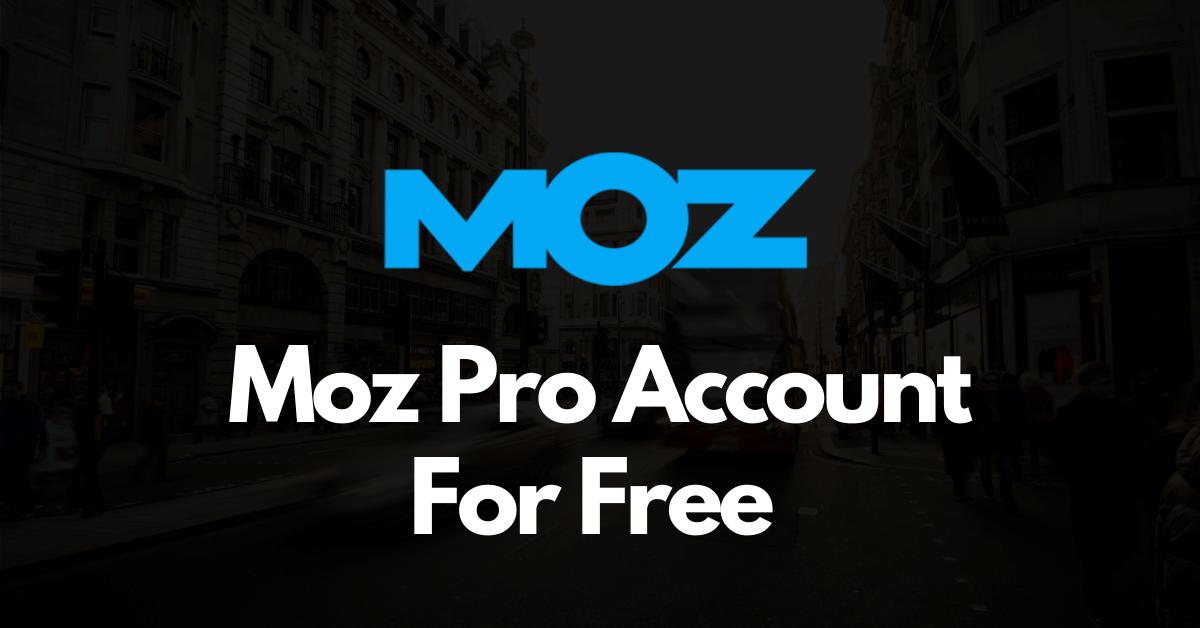 Moz_pro_free