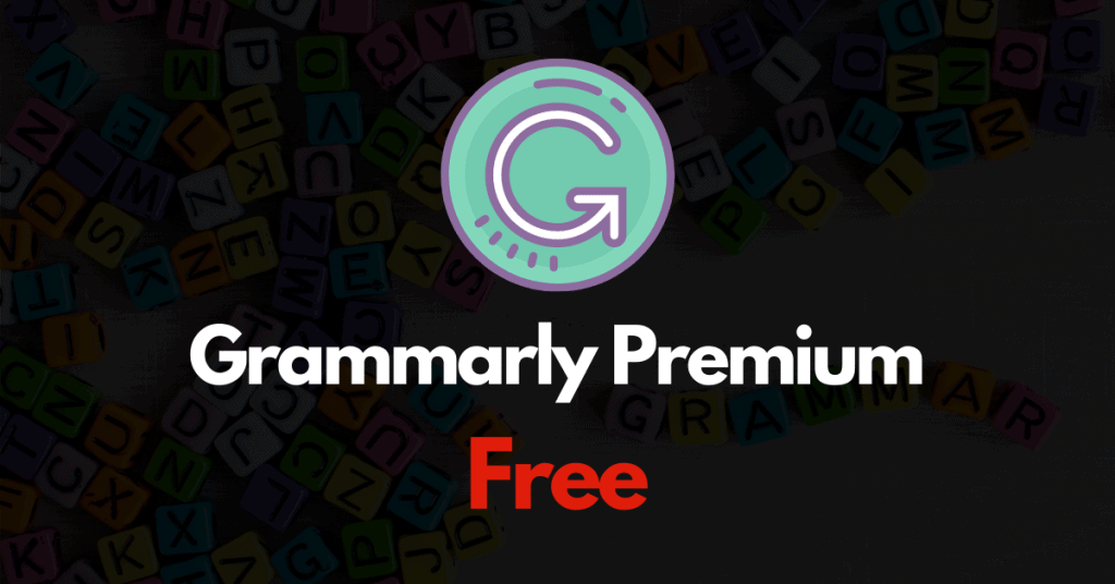Grammarly Premium account free login details