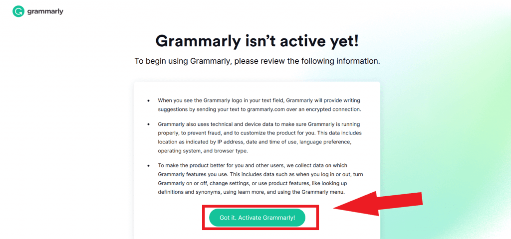 how to use grammarly premium free