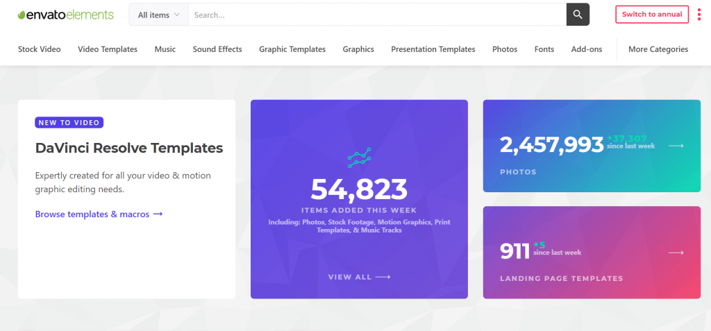 Envato Elements Account For Free