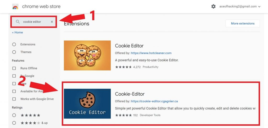 Cookies Editor For Grammarly